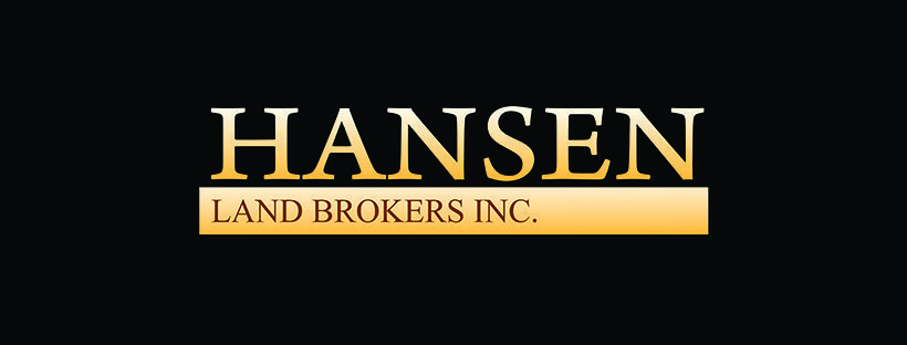 Hansen Land Brokers Logo